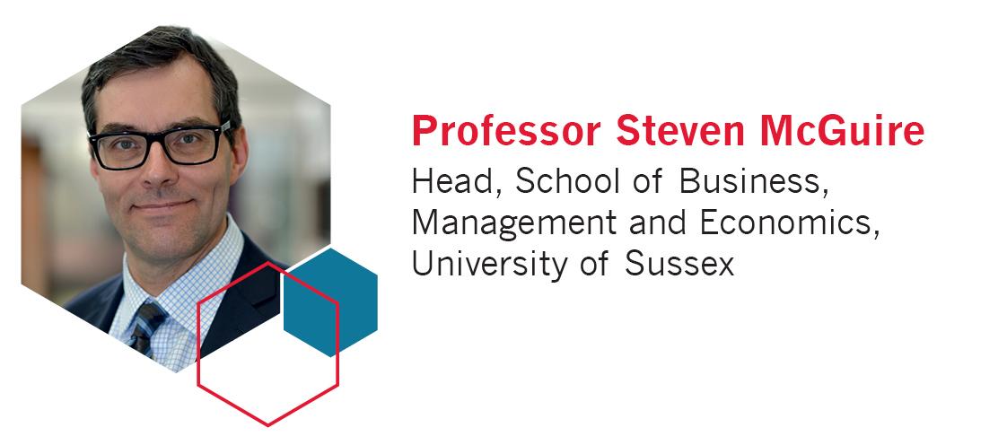 Professor Steven McGuire