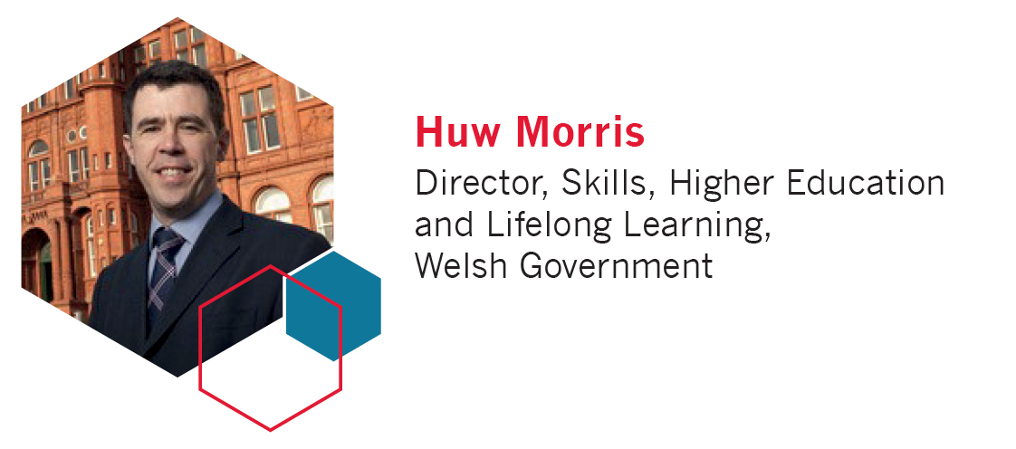 Professor Huw Morris