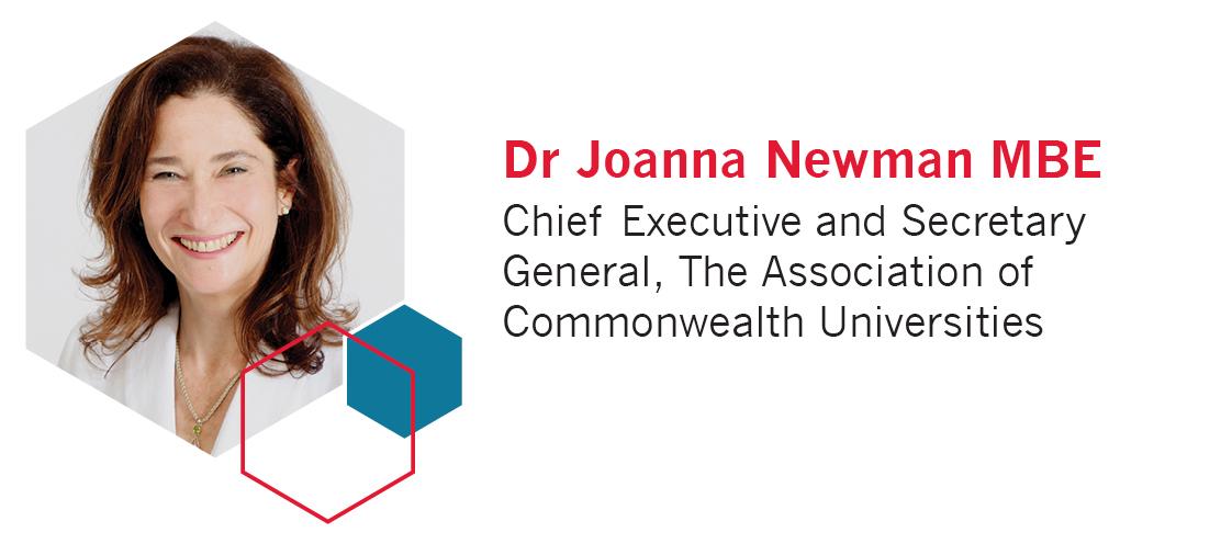 Dr Joanna Newman MBE