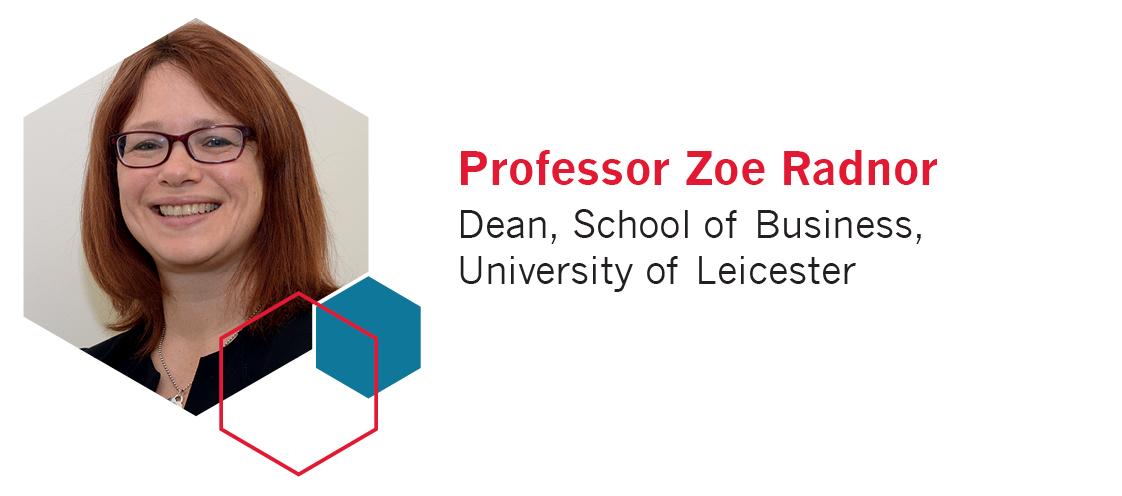 Professor Zoe Radnor