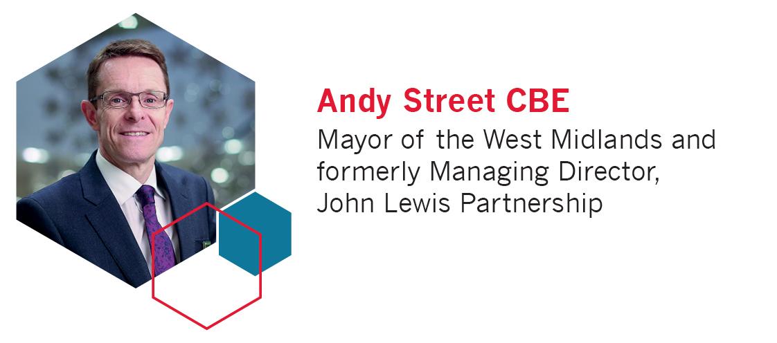 Andy Street CBE