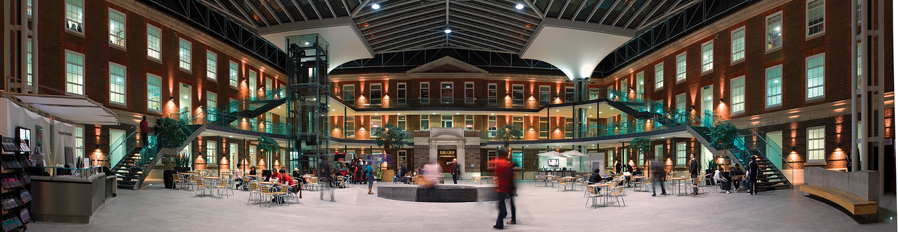 Middlesex University Building Managers