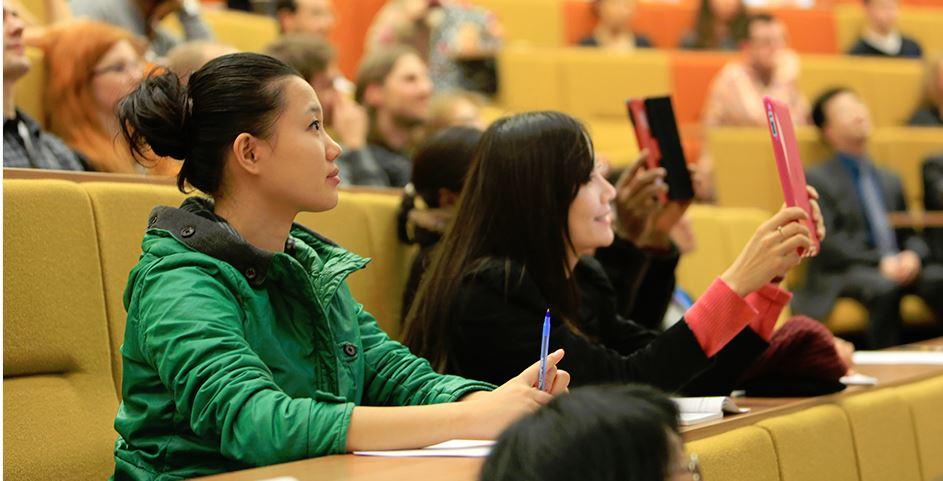 StudentslearningHuddersfield
