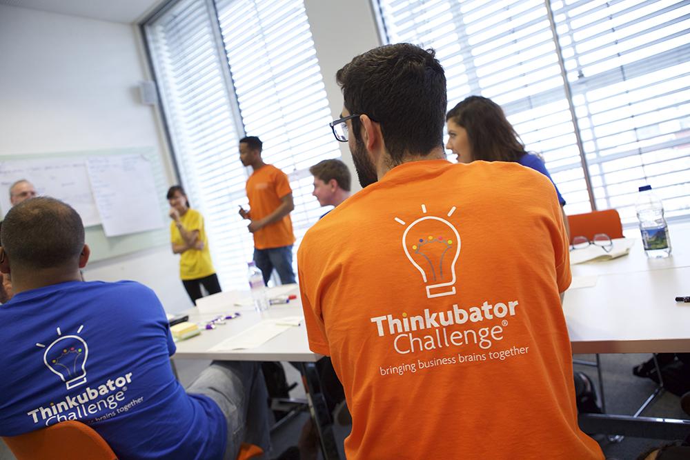 Thinkubator Challenge 2016