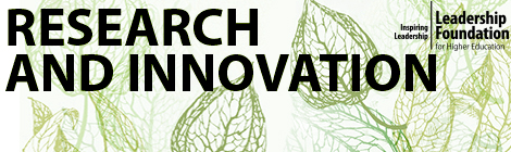 LF Banner. Research and Innovation