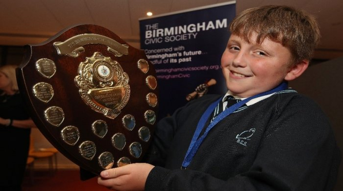 The Next Generation Award Winner 2016 – Bartley Green School, Birmingham